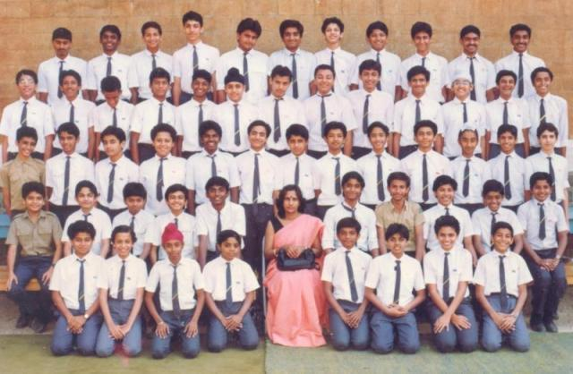IX B - Batch of 1990