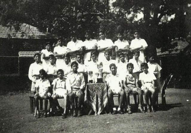 Class Picture (Year not known)