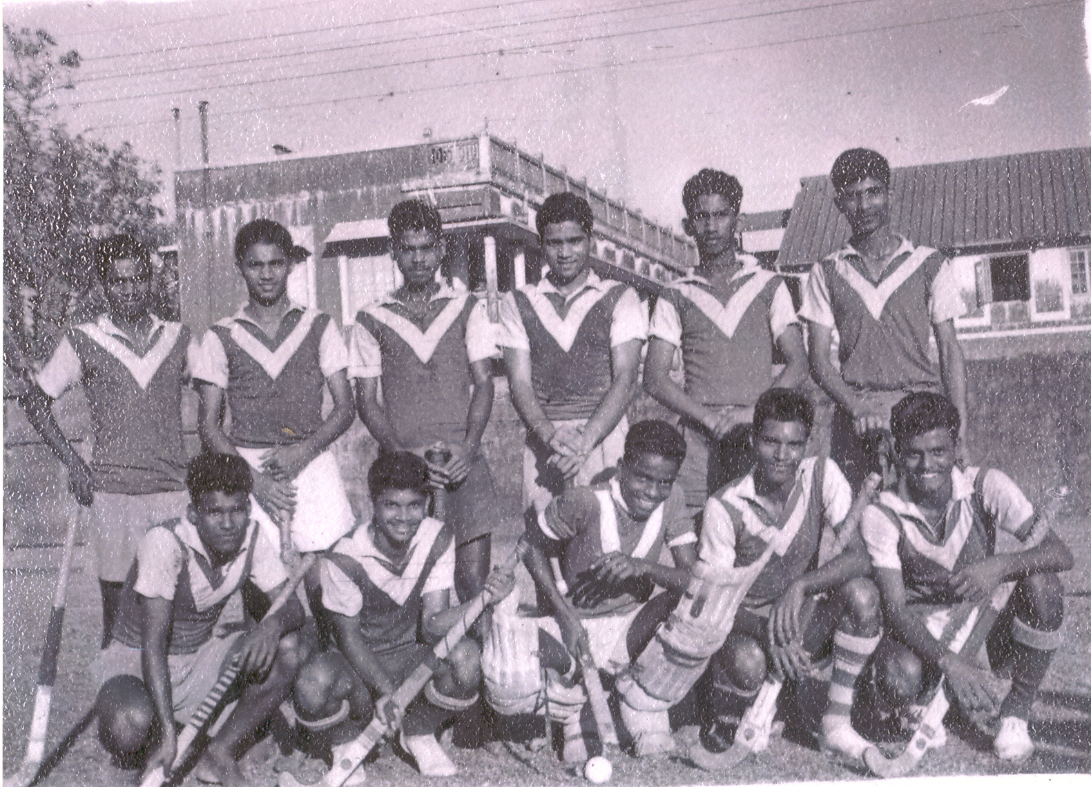 Hockey Team: First Division Boarders